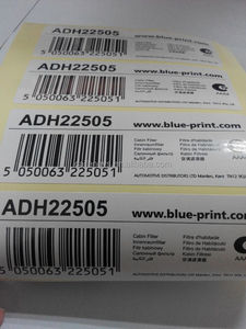 shipping barcode paper adhesive labels for luggages