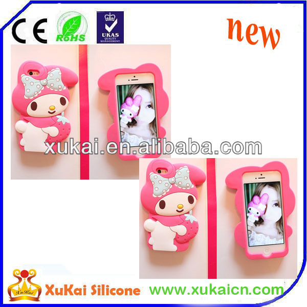 silicone cell phone case for I phone 5 manufacture