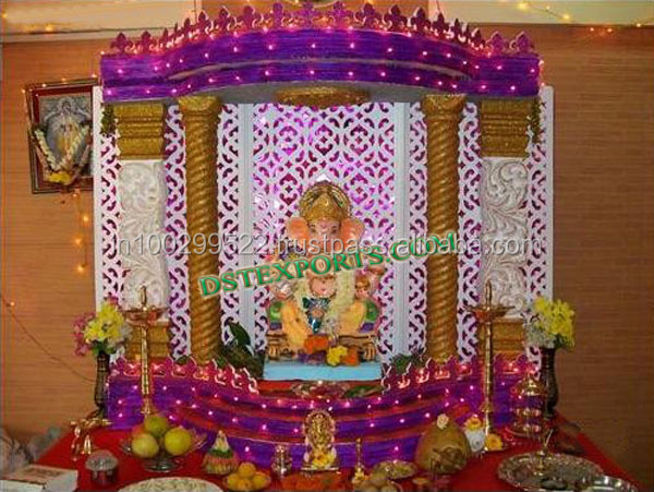Indian Wedding Ganpati Decorations