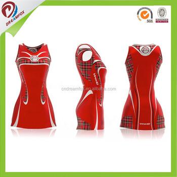 abcc19884 sublimation cheap custom netball uniform custom netball jerseys design  sublimated netball dress