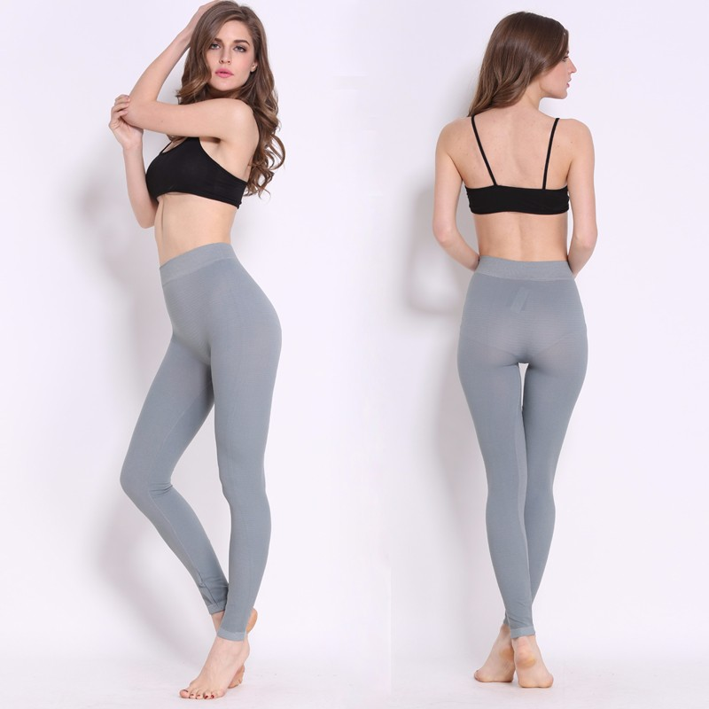 629dac7ec0 Detail Feedback Questions about Gold Hands Spring Autumn Women Sexy Pants  Elastic Fitness Trousers high waist Slim Leggings Gray color pencil pants  on ...