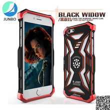 new R-just metal shockproof phone case ABS waterproof cover for iphone 6s