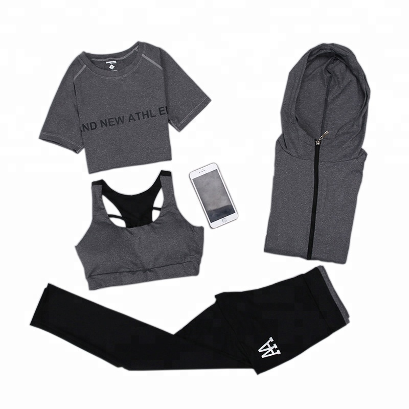 PT Sports Women Athletic Clothing Sets Active Top Bottom Sets Workout  Fitness Yoga Tracksuits Sweat suit, Plum;gray - buy at the price of $19.60  in alibaba.com   imall.com