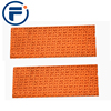 7.0mm orange grass pattern high quality wear-resistant strong climbing belt