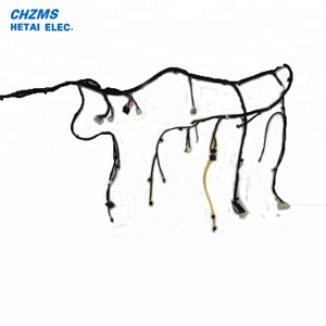 CHZMS Factory direct sale ape auto engine stand automobile fan wire harness kits