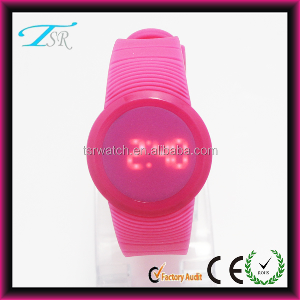 new fashion exam watch,led digital wristwatch