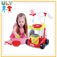 Popular Plastic Clean set new toys for kid 2016