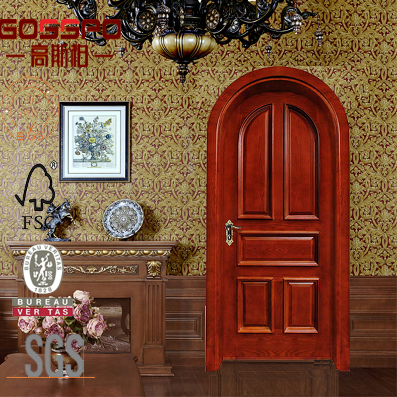 villa main door carving timber arch main door design interior wood door