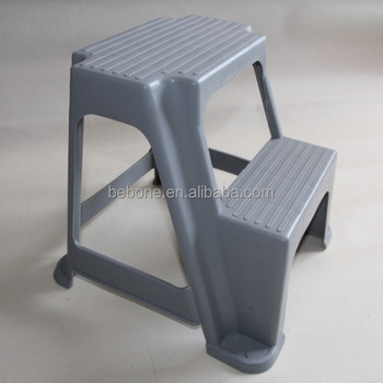 recycled or virgin pp plastic step stool foot stool two step stool : plastic two step stool - islam-shia.org