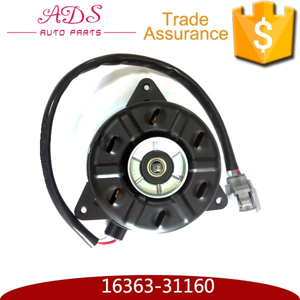 Supply 21v Dc Small Denso Electric Radiator Cooling Fan Motor With Oem  16363-31160 For Lexus Rx300 - Buy 21v Dc Small Denso Electric Radiator  Cooling