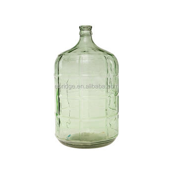 Color Small Mouth Bucket Decoration Glass Vase Buy Color Cerboy