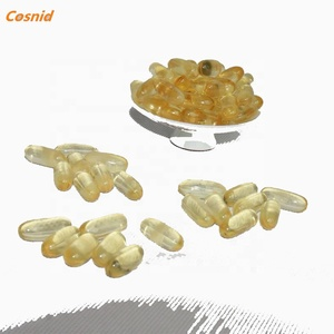 Wholesale Herbal Extract Hemp Oil Cbd Softgel Capsules 1bottle has 50 granules