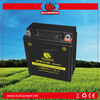 12V 5Ah maintenance free motorcycle battery with aicd