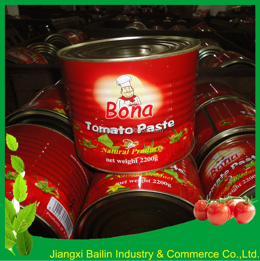 Double Concentre De Tomates popular in Africa and Middle East