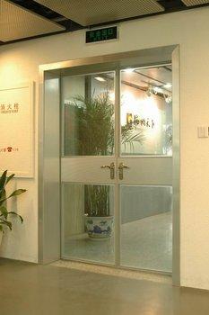 Interior Glass Office Door