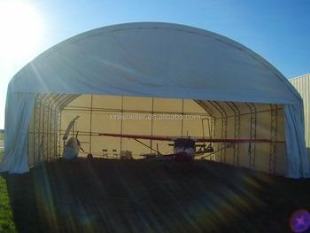 Prefabricate steel frame aircraft hangar tent & Prefabricate steel frame aircraft hangar tent View tent ...