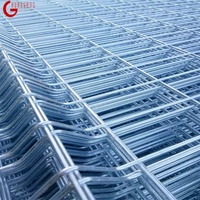 Chinese suppliers metal welded wire mesh fence panels