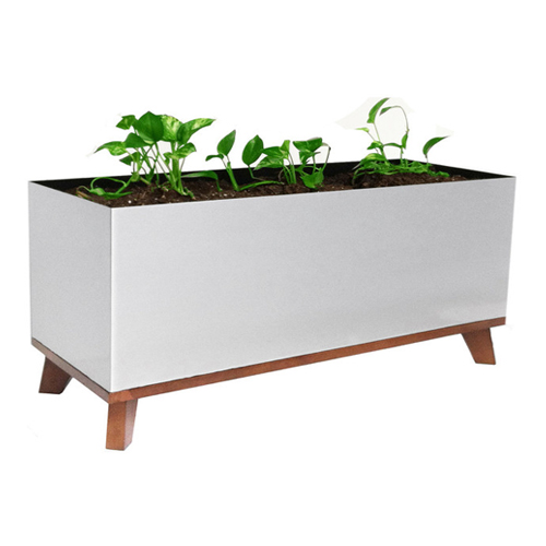 Extra grote custom bed planter ontwerp fabrikant