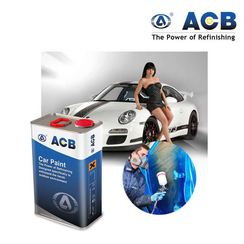 ACB thinner for car paint
