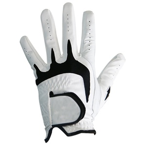 Pu leather fashionable high quality golf gloves for lefties