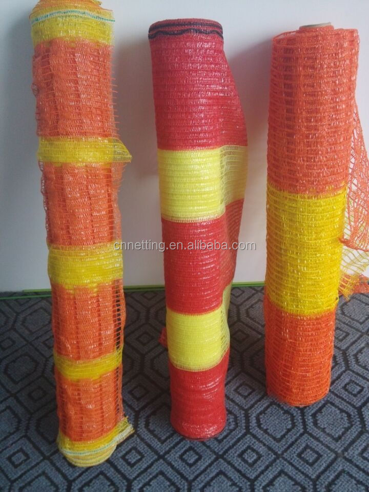Woven Barricade netting, Road safety barrier mesh
