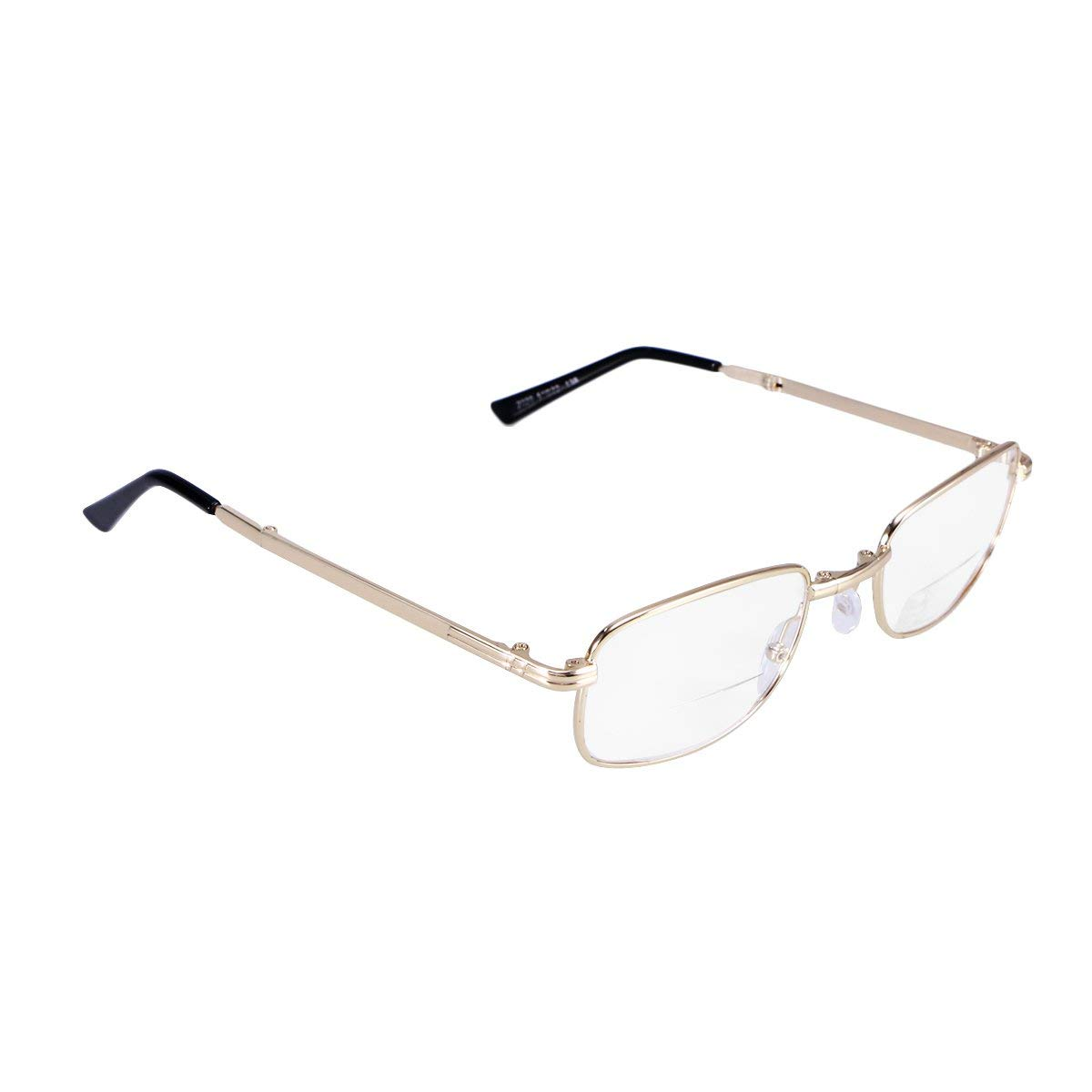 f8931f84943 Get Quotations · ROSENICE Reading Glasses +2.00D Folding Reading Glasses  Anti Fatigue Presbyopic Glsses Women Men Reading