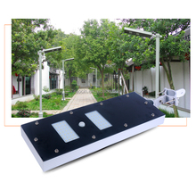 new product LED Light Source sunshine powered energy saving all in one solar street light 65 led waterproof IP 65 CE ROHS