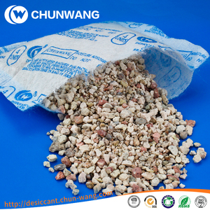 Food Grade Bentonite Clay Tyvek Desiccant Bag