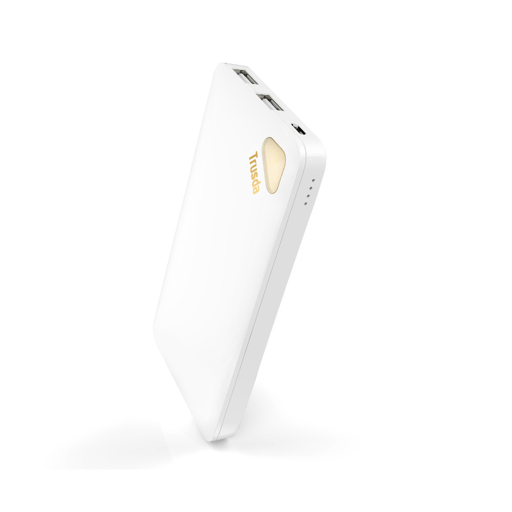 QC2.0 10000mAh quick charger made in korea free sample powerful power bank