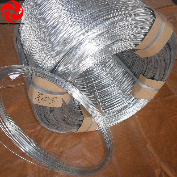high tensile strength high carbon galvanized steel 2mm wire