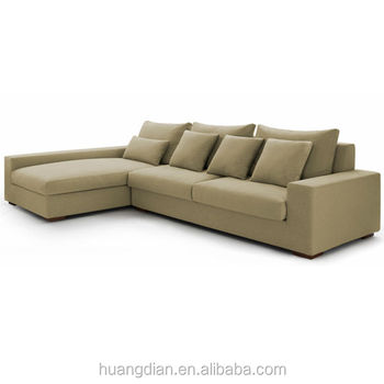 Modern Classic Living Room Sofa Set L Shape Corner Sofa Buy L
