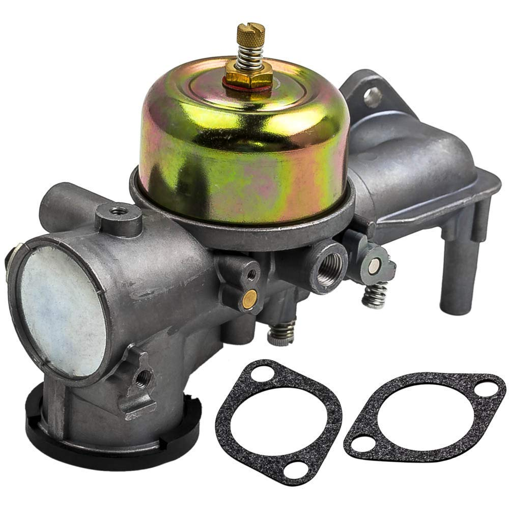 Soomee 491590 Carburetor Briggs & Stratton 191700 192700 193700 Series Engine Replace 491590, 390811, 392152 carb Gasket