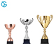 New Design Promotional Custom Metal Gold Trophy
