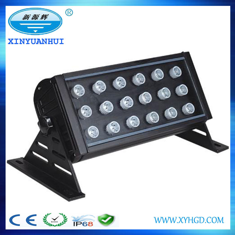 With UL DLC TUV GS Listed Factory 120lm/w Outdoor LED Flood Light 200W
