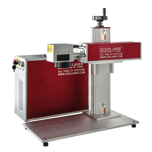 JPT /Max /Raycus/ IPG 30W fiber laser marking machine for metal,watches,camera,auto parts,buckles