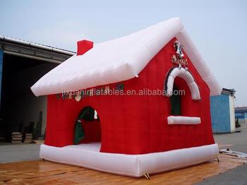 Casetta Di Natale Gonfiabile : Babbo natale gonfiabile di natale casa del giocattolo buy
