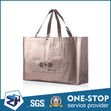 Factory direct sale high quality wholesale gravure printing harmless embossing non woven bag