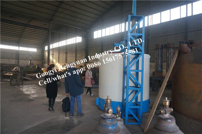 HengYuan merk rijstschil carbonizating kachel 0086 15617575581
