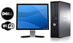 "Dell Optiplex 745 Desktop Computer - New 1TB HDD - Intel Dual Core 2.6Ghz CPU - 4GB of Memory - Windows XP Professional - 17"" inch Monitor - Refurbished"