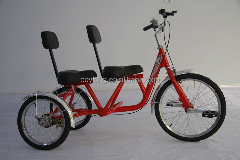 Adult Tricycles Two Seat 3 Wheel Adult Pedal Car Buy