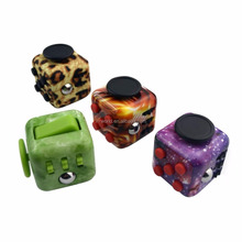China supplier Stress Release Magic Fidget Cube 3.3cm Desk Fidget Cube Toys