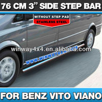 Side Step For Benz Vito W638 W639 Viano Lwb