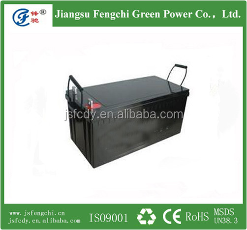 powerful lithium ion polymer battery for cars or buses 24V 50Ah