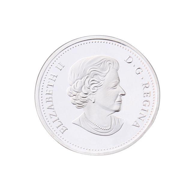 Hot koop hoge kwaliteit gratis ontwerp decoratie eagle zilveren herdenkingsmunt