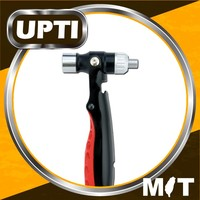 UPTI Taiwan Made High Quality DIY Tool 3-in-1 Multi-Function Hammer Hand Tool Kit