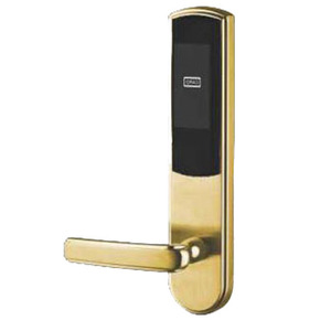 Digital electric mortise smart key card door lock