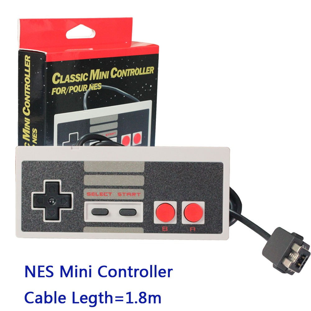 Factory Sale Wire Controller For Nintendo Classic Mini Game Console ...