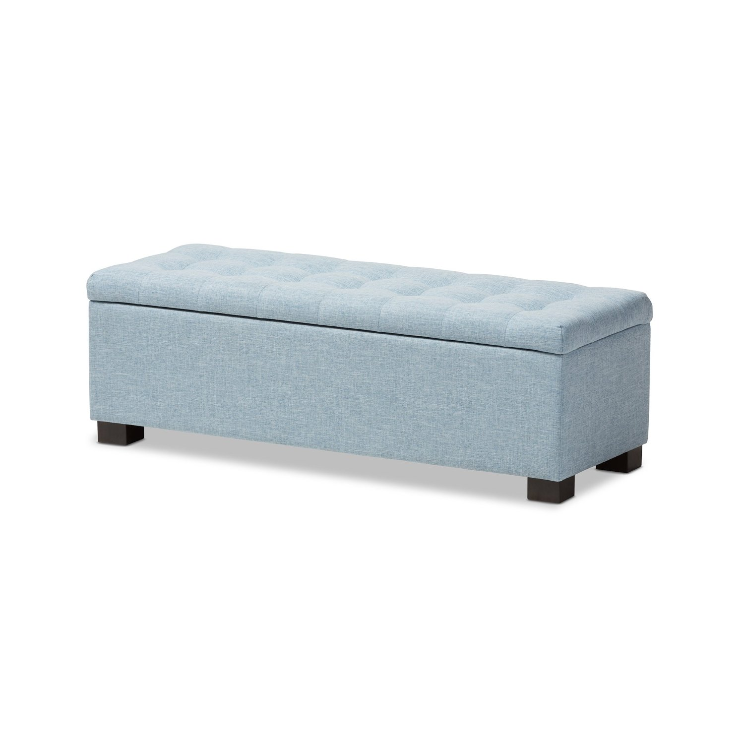 Cheap Storage Ottoman Blue Find Storage Ottoman Blue