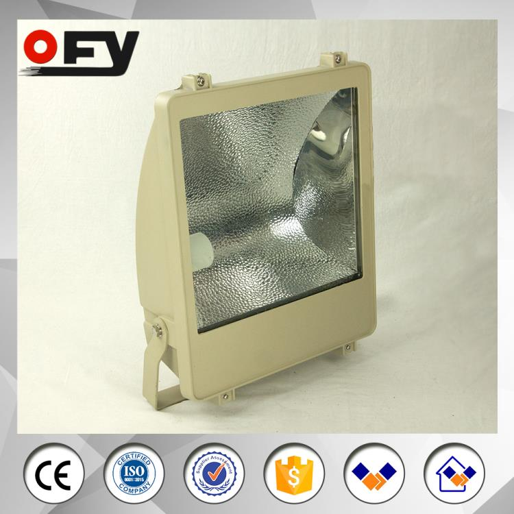 Hot sale 400w flood light with high pressure sodium lamp 5 years warranty