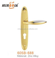 Wenzhou factory cheap door locks and handles in Iran